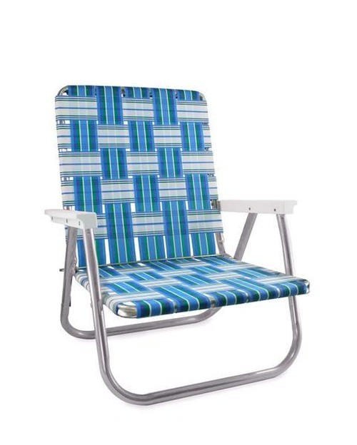 Lawn Chair High Back Beach (Sea Island)