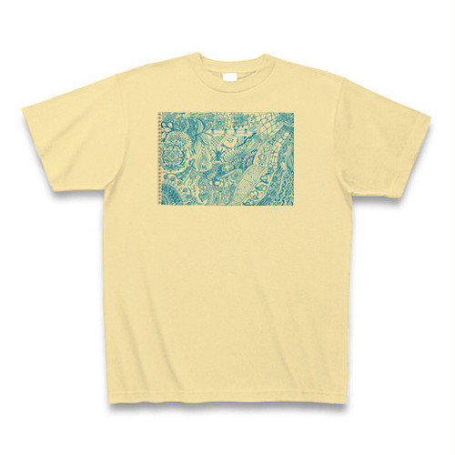 【Tシャツ】クリーム色「Ladies~女たち」