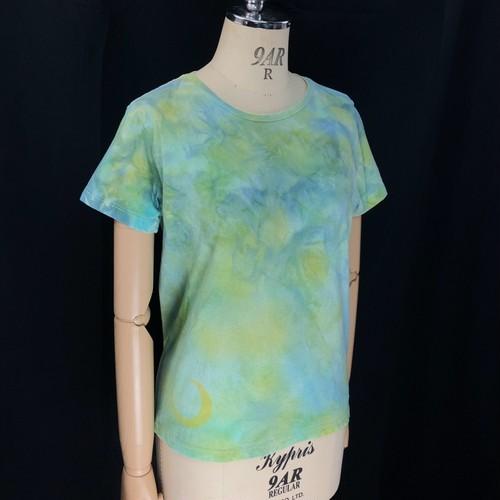 ムーンウルフ☽ レディースTシャツ フリーサイズ