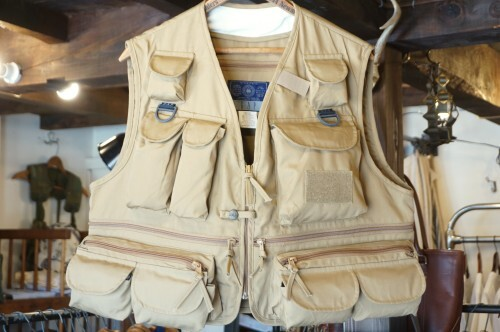 90's old GAP fishing Vest