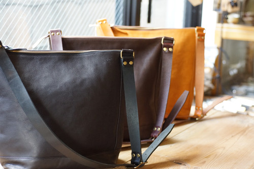 suolo / SAB bag leather