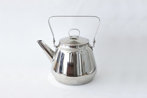 vintage OPA MARI stainless kettle 1L  /  ヴィンテージ オーパ マリ ステンレス ケトル 1L