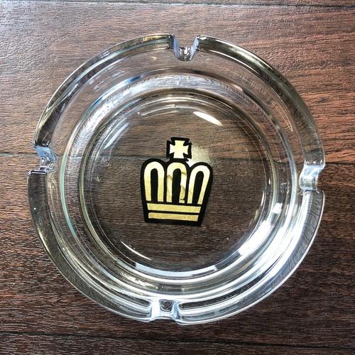 アッシュトレイ 灰皿 CROWN ゴールドリーフ 1Shotpaint