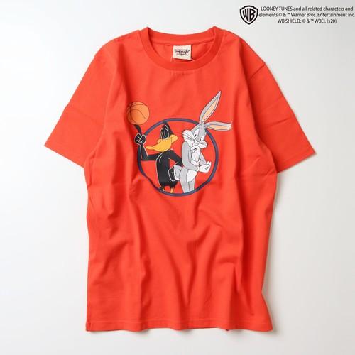 【ルーニーテューンズ】バックプリントTシャツ NO0530101