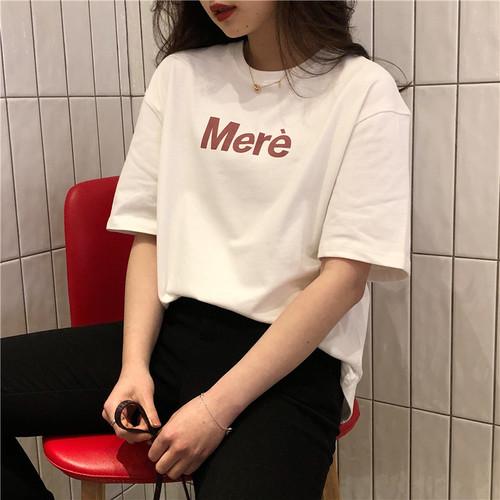 ハーフスリーブロゴTシャツ 1531