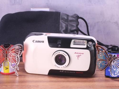 Canon Autoboy F パンダカラー