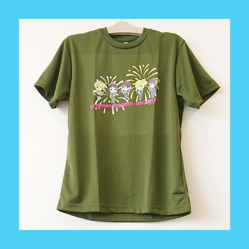 2019年 倉吉打吹まつりオリジナルTシャツ