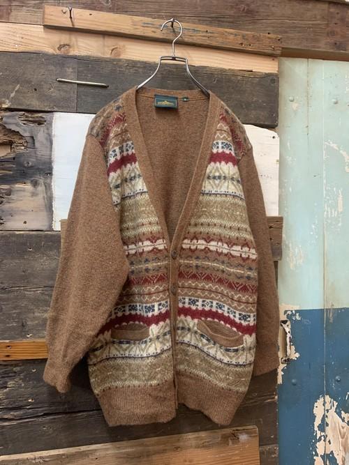 90's McGREGOR Knit Cardigan