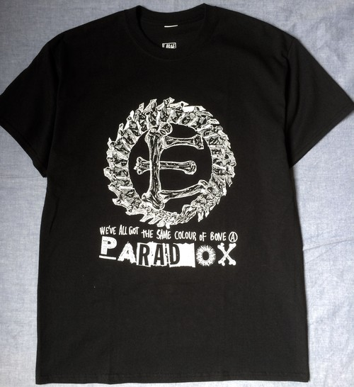 PARADOX HIROTTON Equality Tシャツ