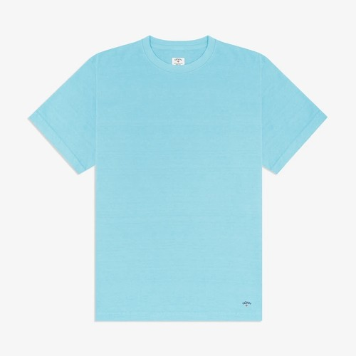 Recycled Cotton Tee(Jewel Blue)