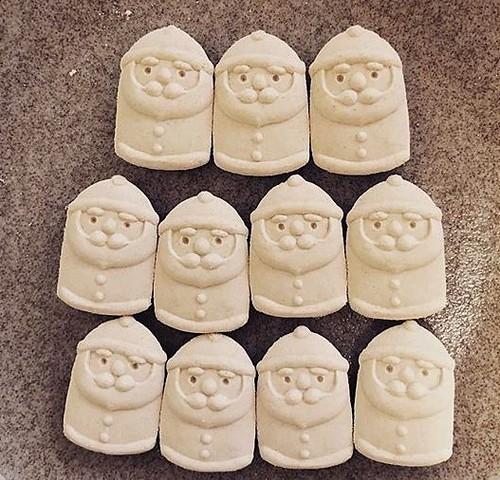 クリスマスのお干菓子☆