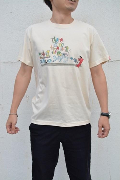 ZAUO NYC T-shirt(ナチュラル)