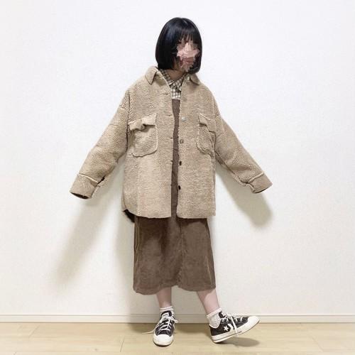 boa jacket 2 [S1119-8]