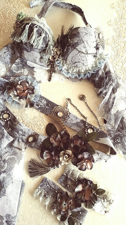 Oder decadence&antique set