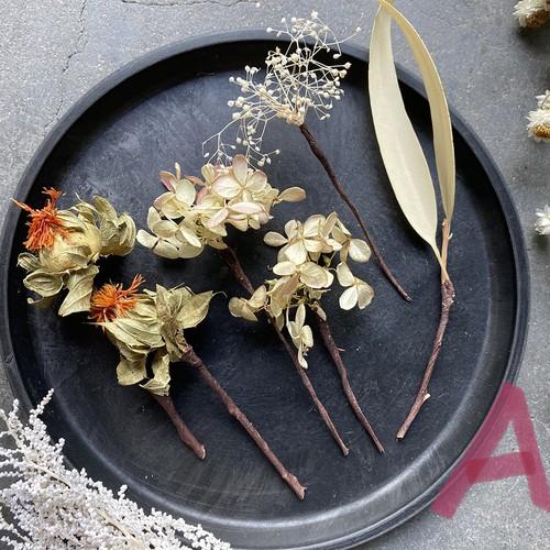 DRY FLOWER ・Head Flower