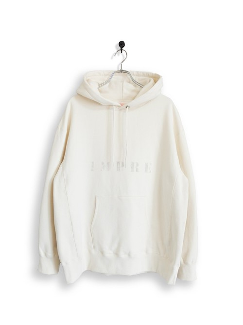 Original Hooded Sweatshirt / stencil / off-white