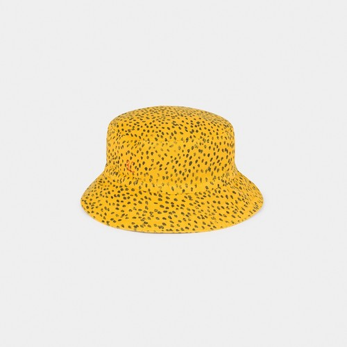 《BOBO CHOSES 2020SS》All Over Leopard Hat