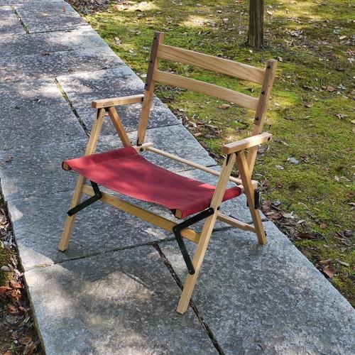 Tabi Chibi Chair  COL-1  RedTweed(チビチェア :レッドツイード)