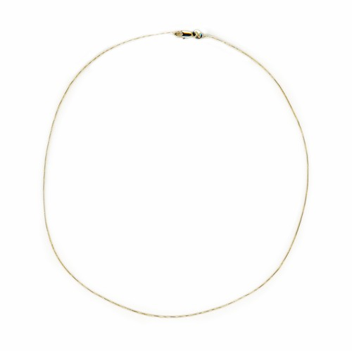 【GF1-36】18inch gold filled chain necklace
