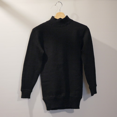 U.S.NAVY 1940's Mock Neck Knit Sweater