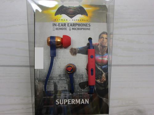 DC スーパーマン イヤホン