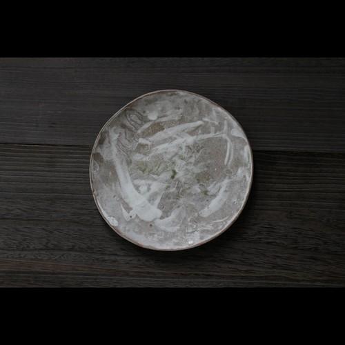 """英国の陶芸アーティスト【SARAH JERATH】""""TREE ASH"""" 24cm Plate プレート 大皿 No.2"""