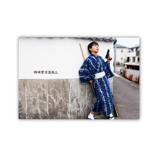 岡崎菅沼温泉ポストカードvol.2