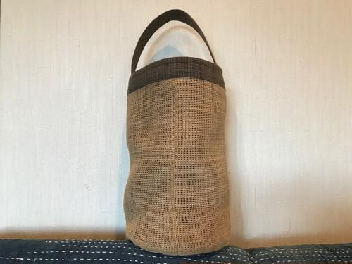 しな布のバッグ