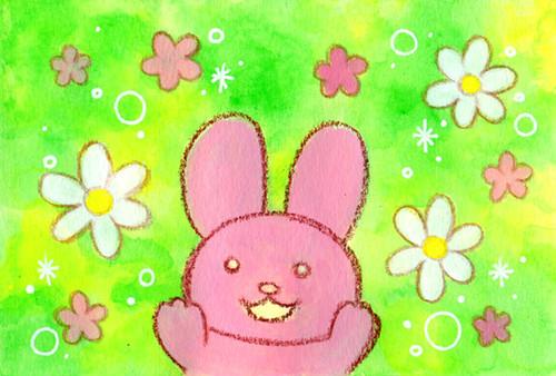 【ポストカード】blooming