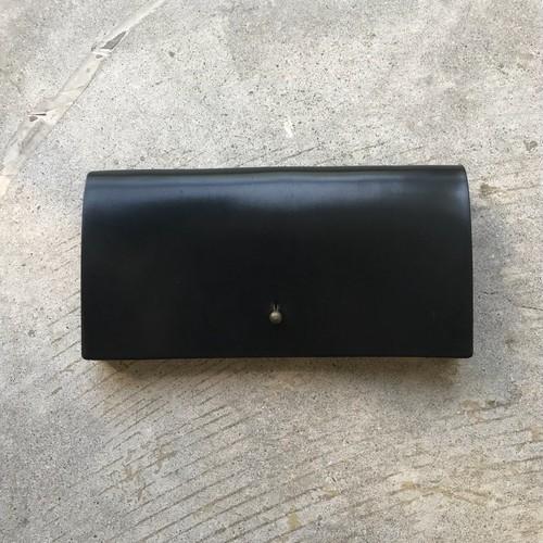forme wallet cordovan black