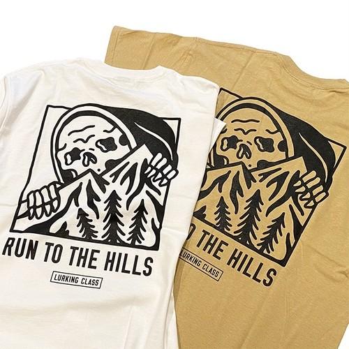 LURKING CLASS(ラーキングクラス) / HILLS TEE(ST20MT02)(Tシャツ)