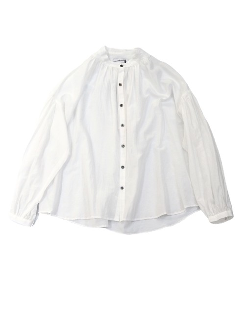 【MANON】SILK MIX AMICAL SHIRT