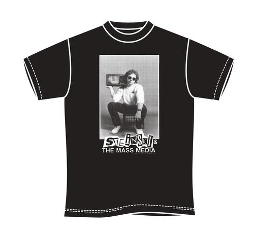 Steinski & Mass Media T-Shirts BLK