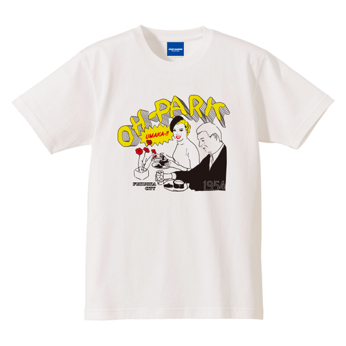 OH.PARK(モンロー) Tシャツ