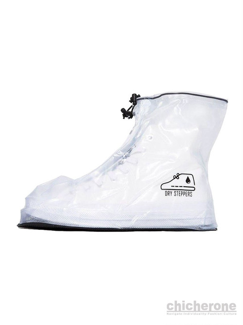 【DRY STEPPERS】 SNEAKER RAIN COVER CLEAR