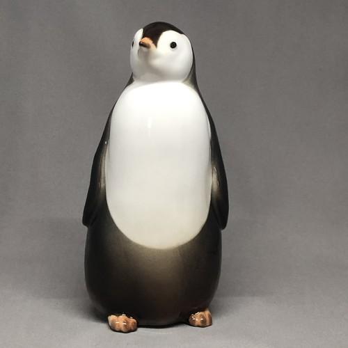 新品 Imperial Porcelain インペリアルポーセレン ロモノーソフ ペンギン No.1