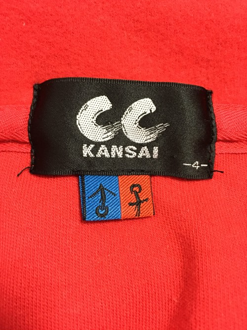 early2000's CC KANSAI jacket