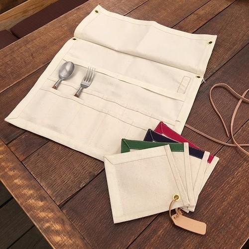 キッチンロールケース 帆布