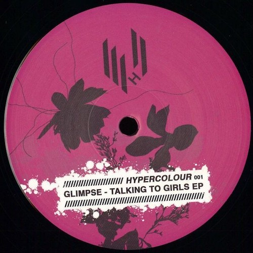 GLIMPSE / Talking To Girls EP (12 inch)