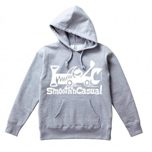 Smooth'n Casual スムースンカジュアル パーカー hoodie