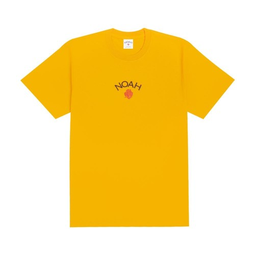 Rose Core Logo Tee(Gold)