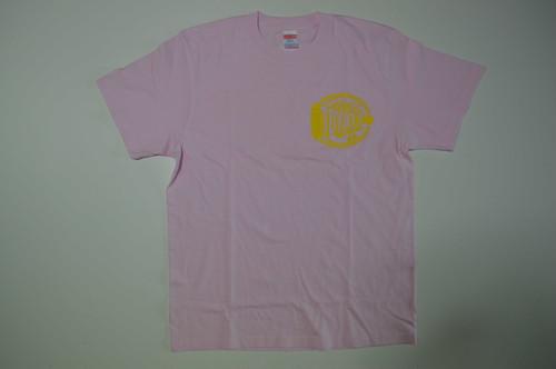 1枚限定Tシャツ(ライトピンク)Lサイズ TOYATT・とりあえずやってみよう!
