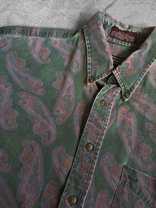 BD paisley shirt