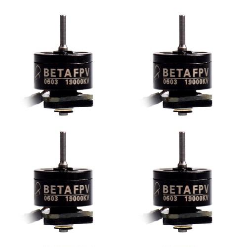 BETAFPV 0603 19000KV Brushless Motors (4PCS)