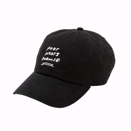 POET MEETS DUBWISE / BASEBALL CAP