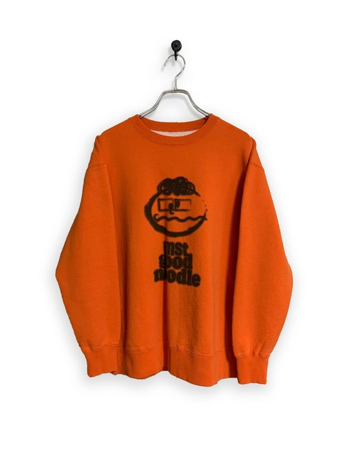 Original Sweatshirt /good noodle/orange