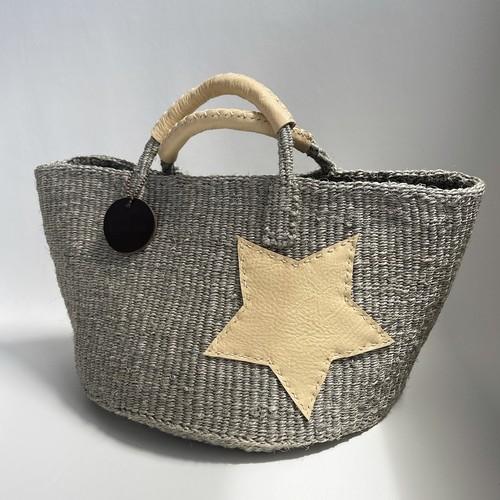 [ 限定即納 ] BC Star Bag / 12x8 / ML / gray
