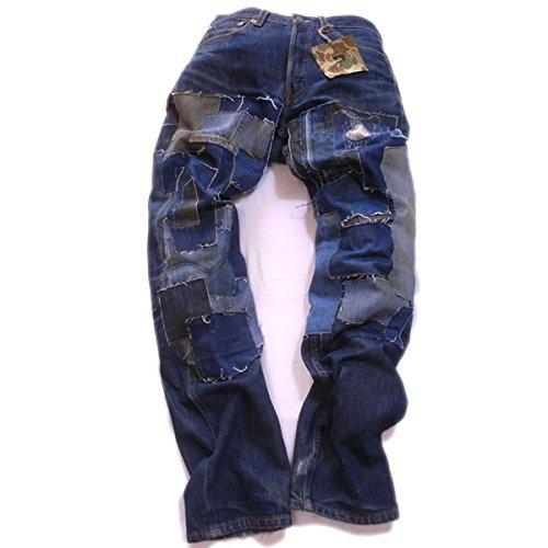Levi's 501xx W30L36 Denim Pants Handmade Custom