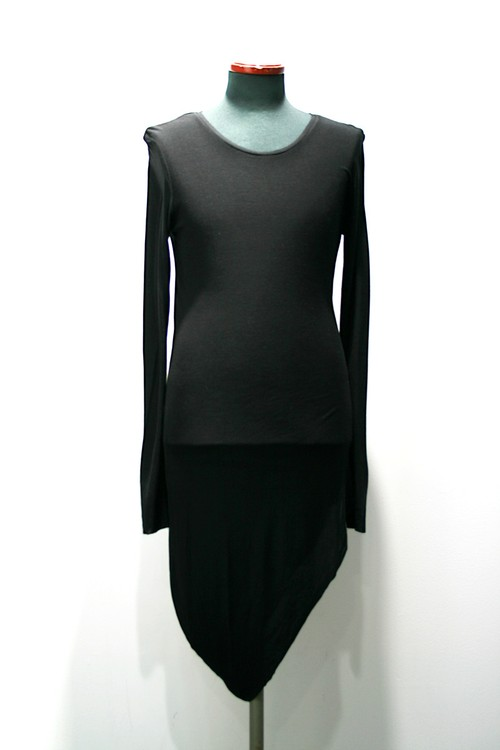 【First Aid to the Injured】Mandible Blouse  (BLK)