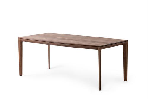 Gazelleダイニングテーブル ウォールナット材 W160cm